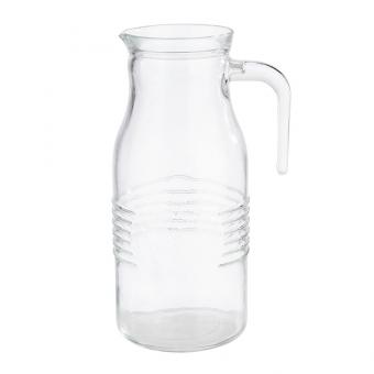 Glaskaraffe Glas 1,6 ltr. Durchmesser 11 cm APS