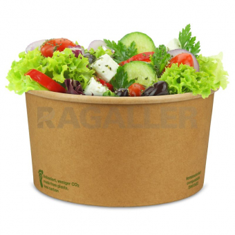 """Salatschalen """"Urban Leaf"""" 900ml Ragaller, 300 Stück"""