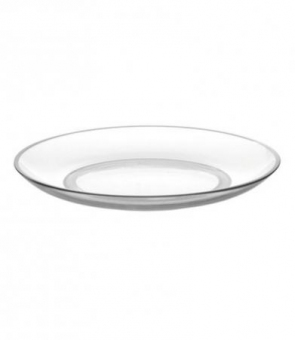 Glasteller Etagere 2-stöckig Senso