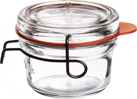 Lock-Eat Einmachglas 12,5cl mit Deckel Luigi Bormioli