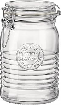 Vorrats-/Einmachglas 100 cl Officina 1825 Bormioli Rocco