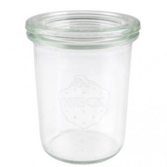 Weck-Mini-Sturzglas 160 ml mit Deckel Set 24-teilig