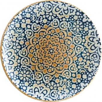 Gourmet Teller flach 21 cm Alhambra von Bonna