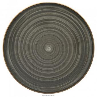 Gourmet Teller flach 32 cm Space von Bonna