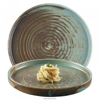 Gourmet Teller flach 28 cm Coral von Bonna