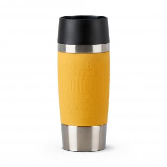 EMSA Travel Mug Classic yellow 0,36l