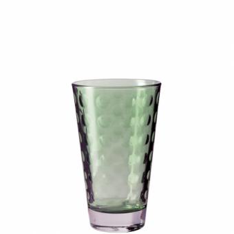 Longdrinkglas Optic verde Leonardo