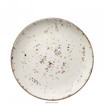 Gourmet Teller flach 27 cm Grain von Bonna