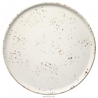 Gourmet Teller flach 32 cm Grain von Bonna