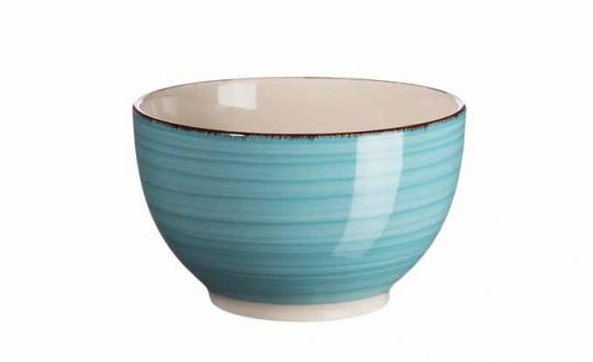 Müslischale 14cm laguna Keramik Lumaca Mäser