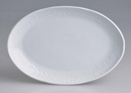 Platte oval 36 cm Classico Mitterteich