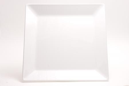 Quadratisches Tablett 37 cm Melamin Primeware