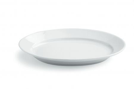 Platte Albergo oval 42 x 29 cm Tognana