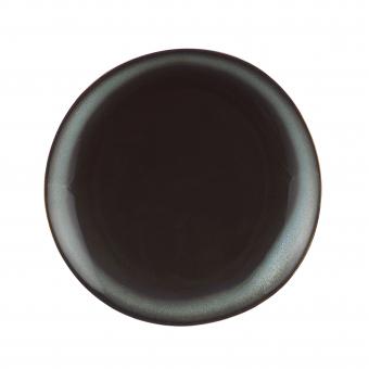 Teller flach 29 cm Trend Corten Tognana