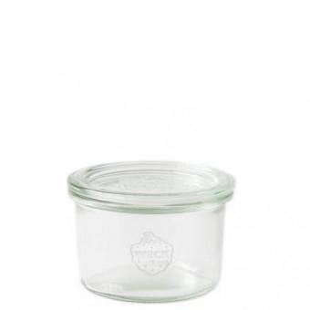 Weck Sturzglas 200 ml mit Deckel Set 24-teilig